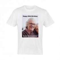 Photo T-Shirt (A4 Image)