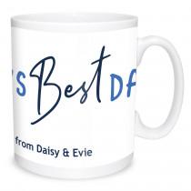 World's Best Dad Mug
