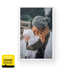 A4 Portrait Hardcover Photobook