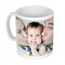 Wrap Around Photo Mug