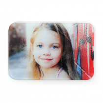 Photo Printed Glass Chopping Board