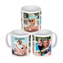 3 Image Mug