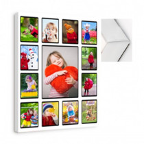 Multi Image Collage Canvas