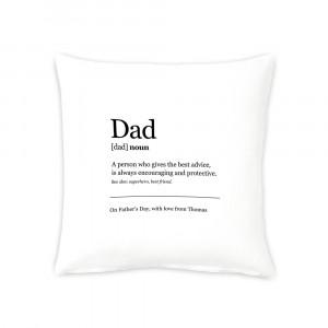 """16"""" Dad Definition Cushion"""