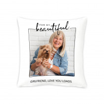 "16"" Beautiful Cushion"