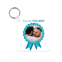 You Are The Best Photo Keyring