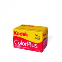 Kodak 135 Photo Film 200 ASA 36 Exposures