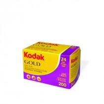 Kodak GOLD 200ASA 24 Exposures