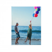 Medium Portrait Photo Book with Hardcover