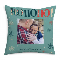 HoHoHo Photo Cushion