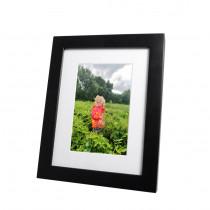 Emily Black Print and Frame