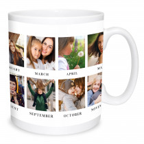 12 Months Mug