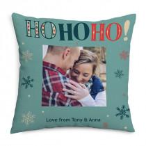HoHoHo Photo Cushion