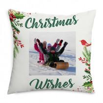 Mistletoe Photo Cushion