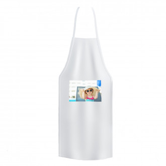 Photo Apron (A4 Image)