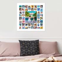 49 Image Square Collage