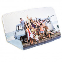Large Photo Blanket - 98 cm x 148 cm