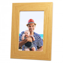 Light Wood Harriet Photo Frame