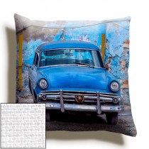 18inch Single Image Canvas Square Cushion