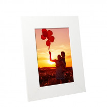 White Harriet Photo Frame