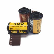 Colour Film and Single Use Cameras