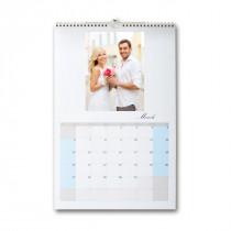 Large Month Per Page Calendar 160 GSM
