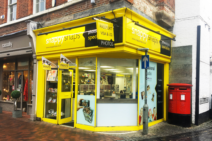 72d149fa Photo Printing and Processing in Godalming | Snappy Snaps