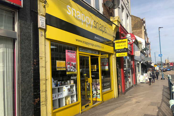 Photo Printing And Processing In Putney Snappy Snaps