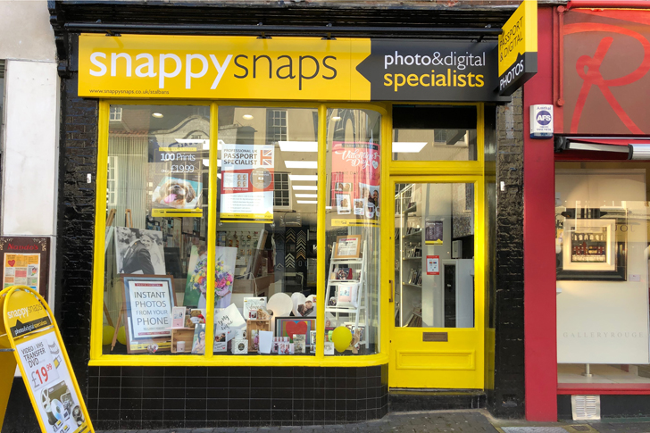 afd902df Photo Printing and Processing in St Albans | Snappy Snaps