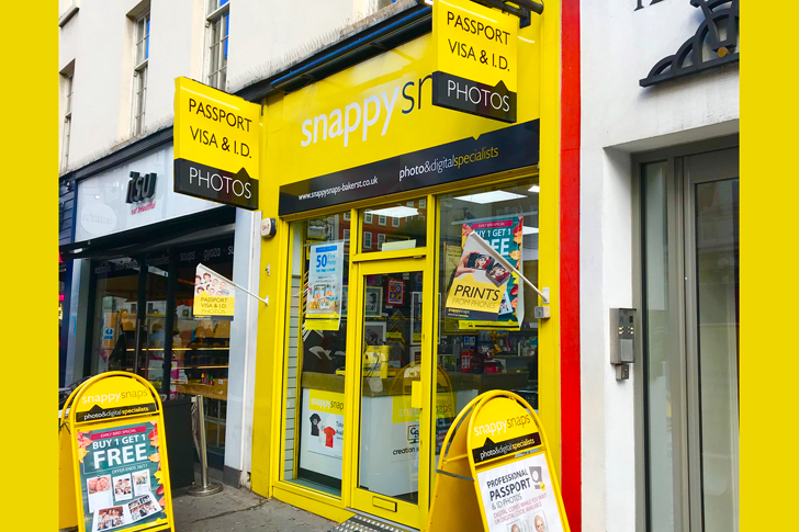 Photo Printing and Processing in Baker Street | Snappy Snaps