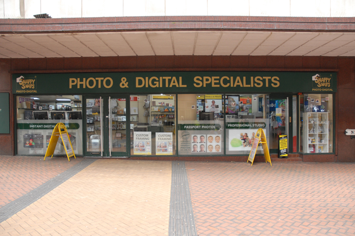 Photo Printing And Processing In Birmingham New Street