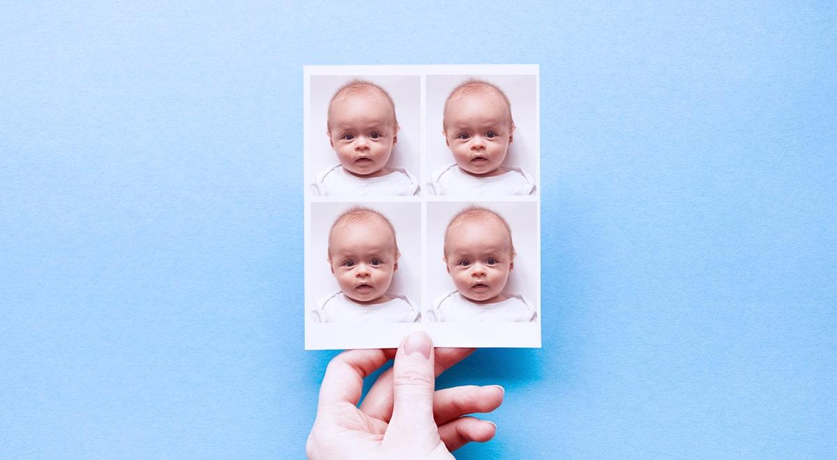 Passport Photos | Baby Passport Photo | Digital Passport Photos