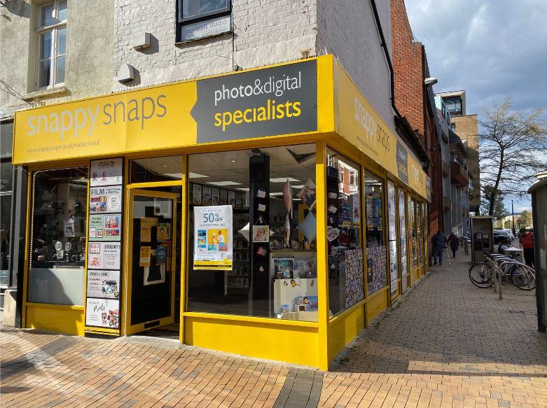 image of store maidenhead