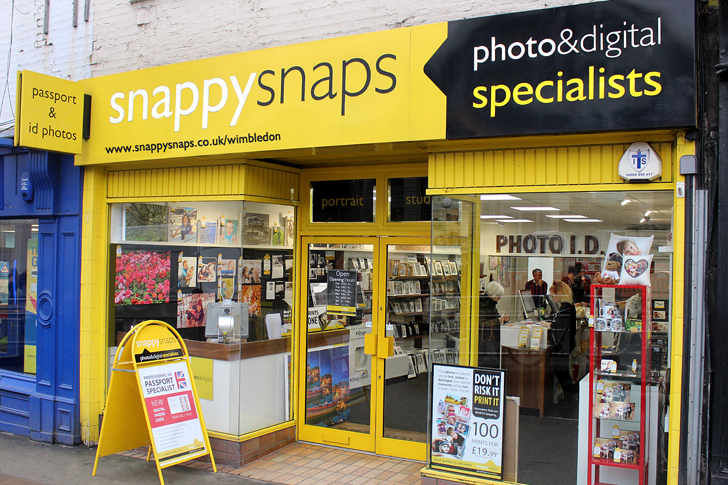 492775eb Photo Printing and Processing in Wimbledon | Snappy Snaps
